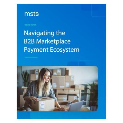 Build Better Payments for B2B Marketplaces